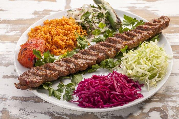 Адана кебап
