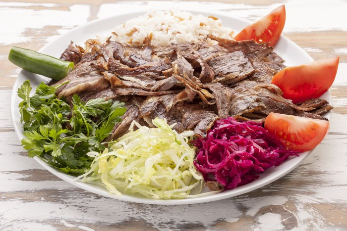 Doner Portion