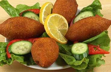 Turkish Stuffed Meatball